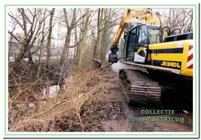 Natuurontwikkelingsproject Hooge Weide.