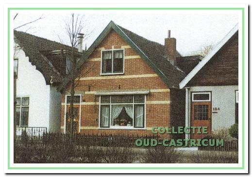 Dorpsstraat 132 in 1995.