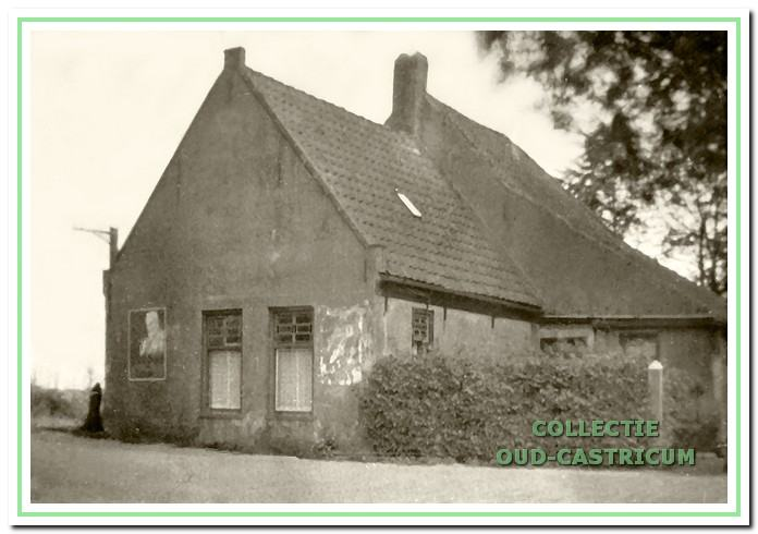 Boerderij het Molenhuis was onderdeel van de in 1812 afgebroken korenmolen.