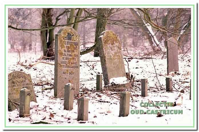 De begraafplaats van Duin en Bosch in Bakkum.
