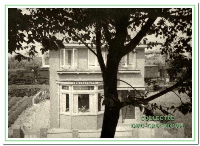 Mient 30 in Castricum. Hier woonde de verpleegster Maria Cornelia Baartscheer.