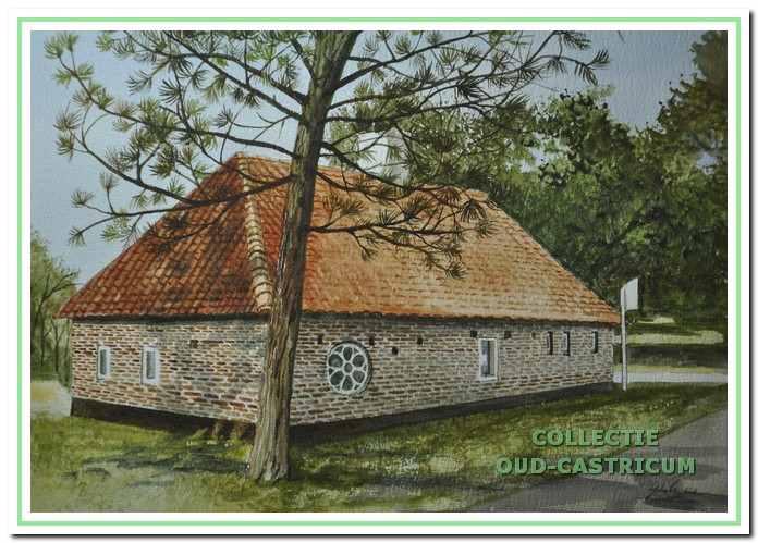 De boerderij Het Oude Huys.