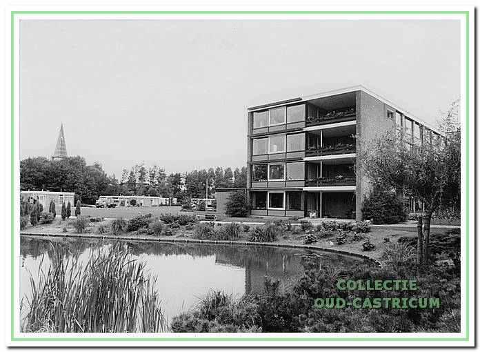 Het verzorgingshuis in 1986. Daarna zou er ook voor De Boogaert veel veranderen.