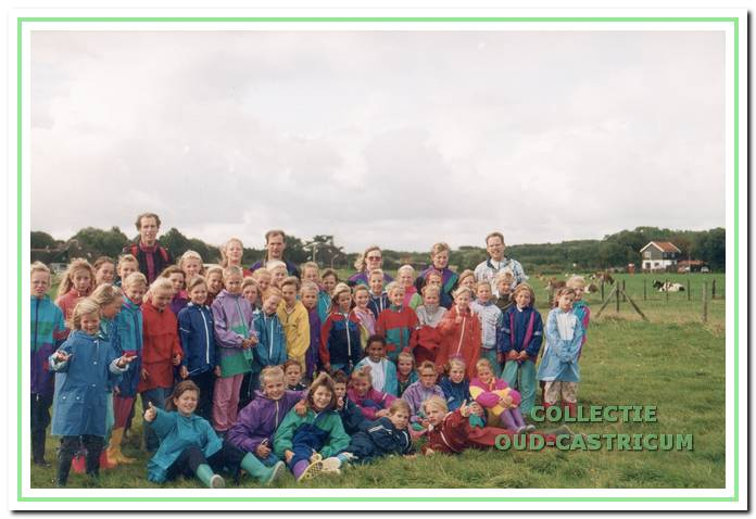 Ter gelegenheid van het 60-jarig jubileum in 1992 organiseerde DOS voor de jeugd een grandioos kamp in Groet.