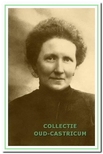 Anna Schotvanger - Bisschop (1880-1938).