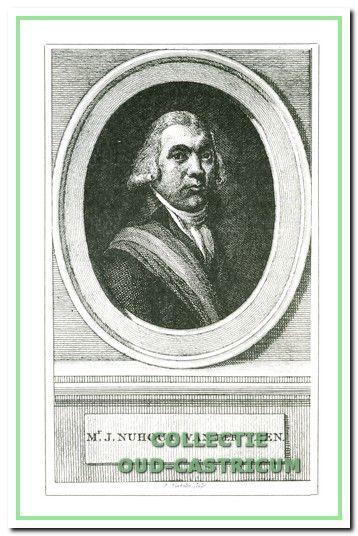 Mr. Joachim Nuhout van der Veen was van 1780 tot 1811 schout van Castricum en baljuw en schout van Bakkum. Hij woonde in de nog bestaande boerderij het Knophuis aan de Overtoom.