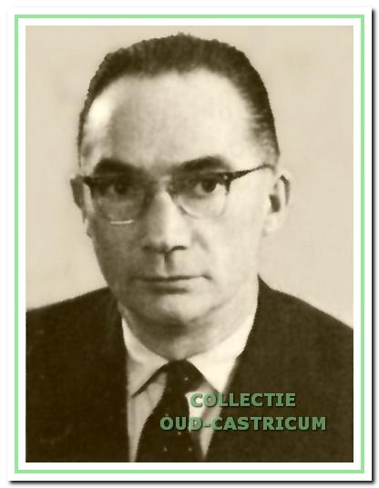 Wim Meijer, bedrijfsleider van de ijzergieterij.