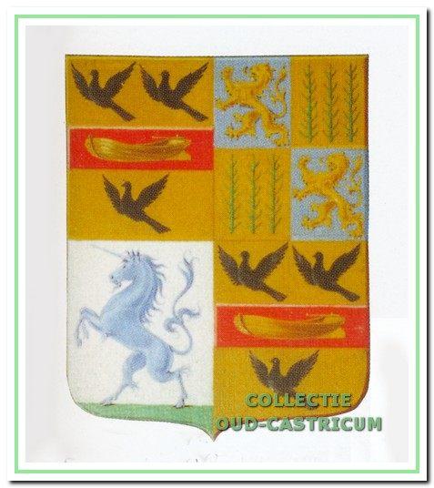 Schuijt van Castricum Mr. Albertus Cornelis 1803-1814 Adelbertus Johannus 1814-1855 Henri Corneille 1855-1899