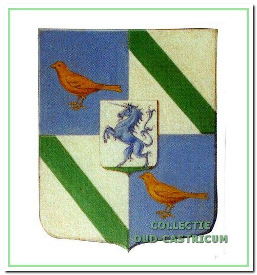 Geelvinck van Backum Mr. Nicolaas 1749-1765 Mr. Joan 1765-1802