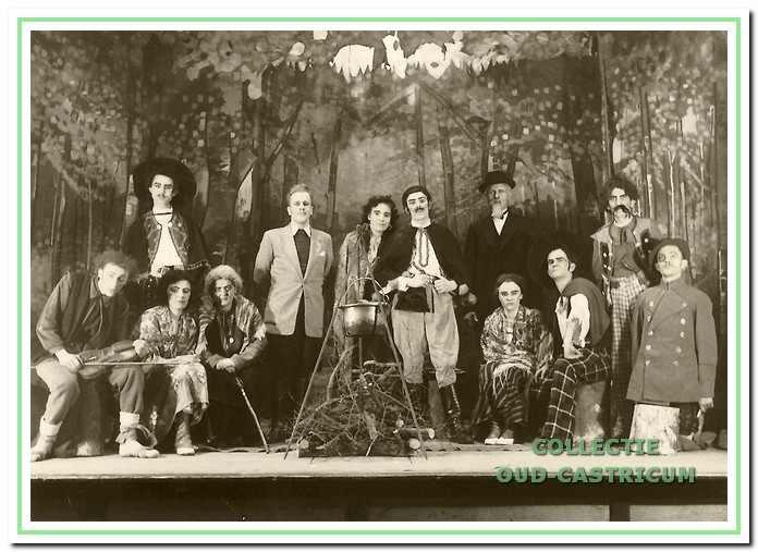 'Stefan Borkos' werd met succes opgevoerd in 1949.
