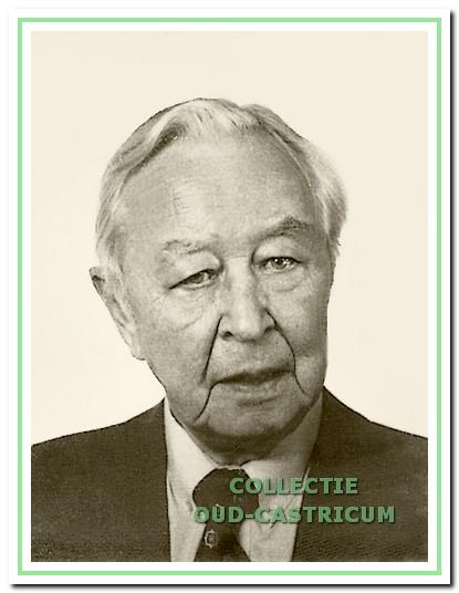 Herman Duin, mede-oprichter en eerste voorzitter van Forento.