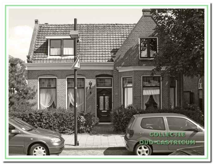 Foto van het pand Dorpsstraat 21.