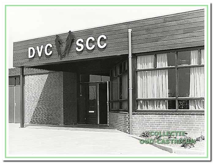 Op 22 april 1978 werd het nieuwe clubgebouw van SCC en DVC op Noord-End geopend.
