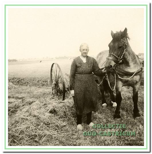 Het boerenleven van Marijtje Hogenstijn - Modder rond de boerderij.