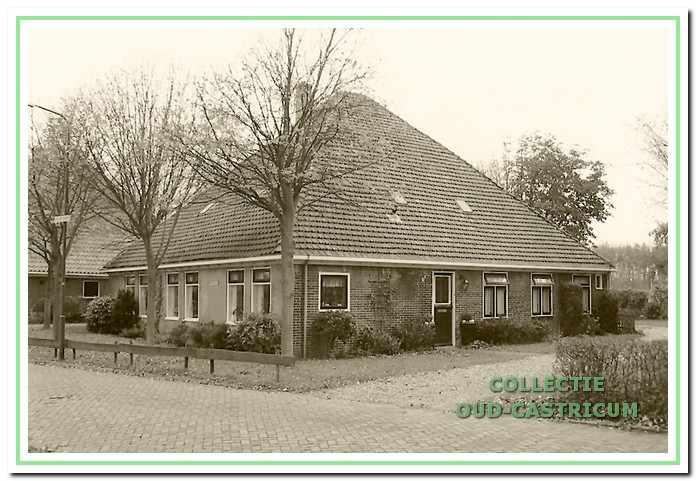 Brakersweg nr 22.