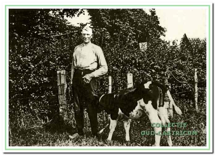 Gerrit Kuijs (Lange Luuk), was eigenaar van de boerderij tot 1951.