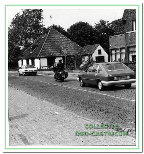 De boerderij aan de Heereweg in 1980.