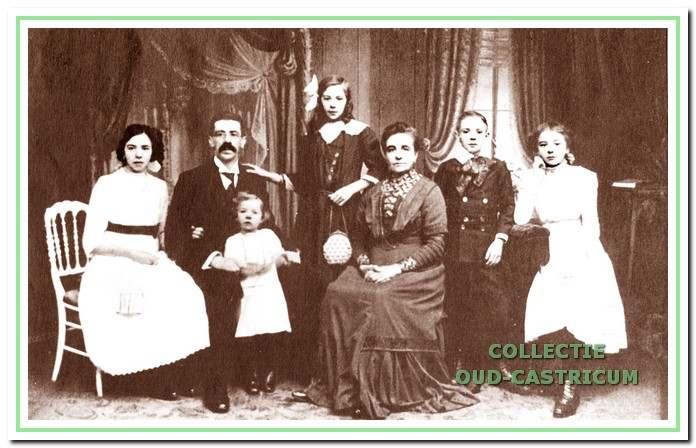 Het gezin van Jacob Res.