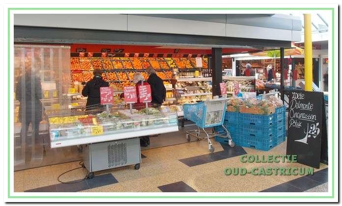 De huidige winkel van Beentjes in Geesterduin.