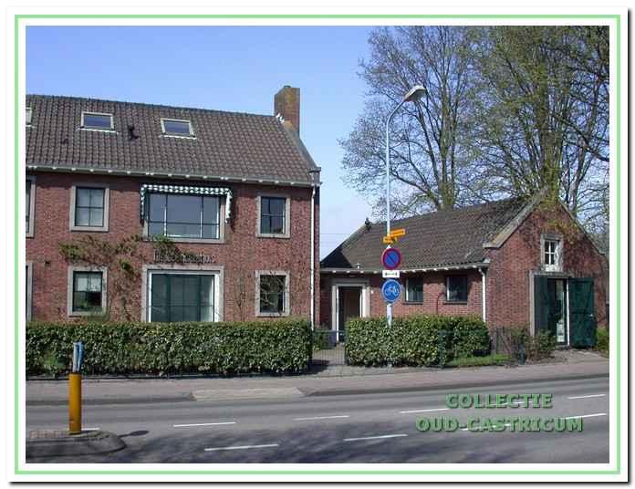 Het Dokter Leenaershuis is nu een dubbel woonhuis en in de vroegere opslag- en uitleenruimte van verpleegartikelen en hulpmiddelen is nu een kantoor gevestigd.