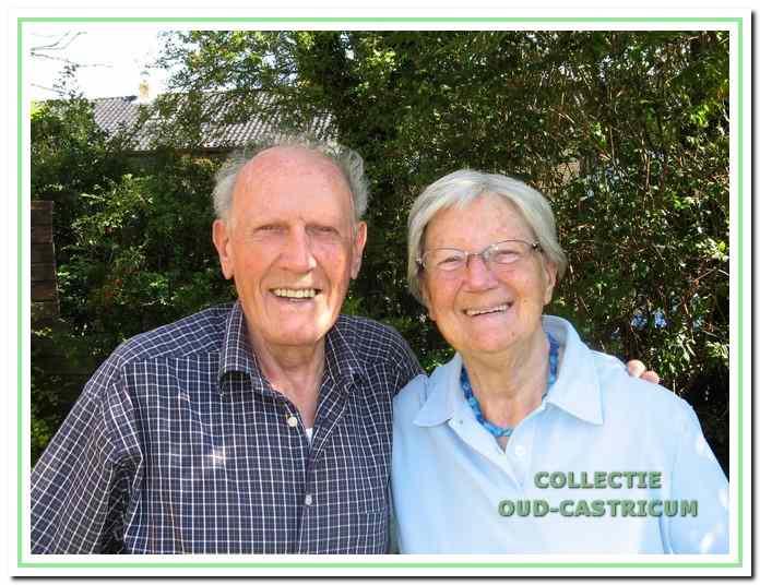 Erna en Ger Fopma koesteren herinneringen aan hun trekkerstijd en aan Koningsbosch.