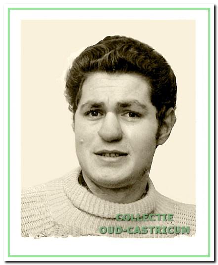 Cees de Wildt in 1964.