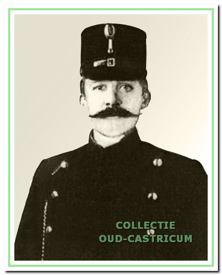 Pieter Bleijendaal is op 6 december 1916 benoemd tot gemeente-veldwachter.