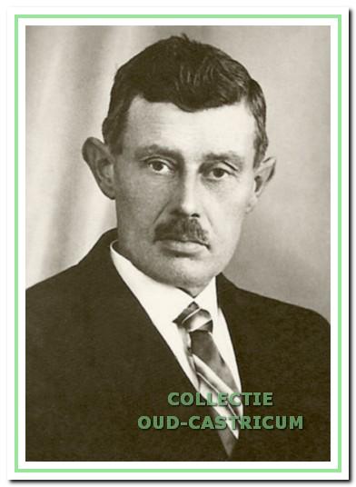 Oprichter Antoon Borst (1881-1955).