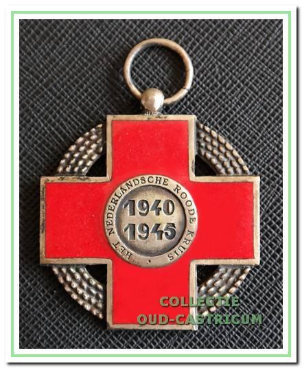 Herinneringskruis voor belangrijke diensten in de bezettingsjaren.