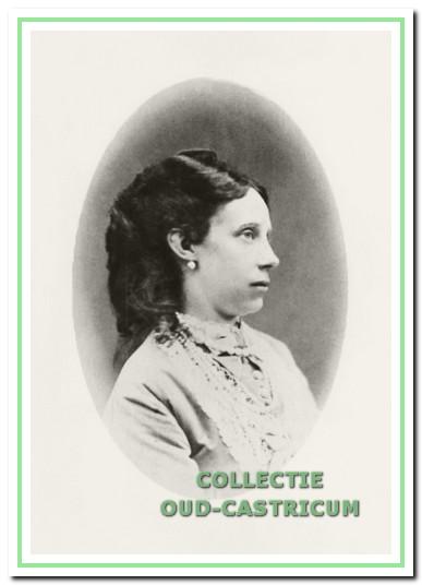 Prinses Marie Von Wied.