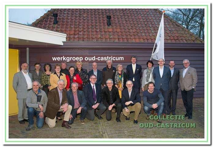 Kick off van de fondswervingscampagne voor uitbreiding van De Duynkant.