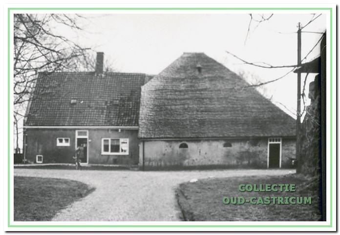 De boerderij van der Hulst.