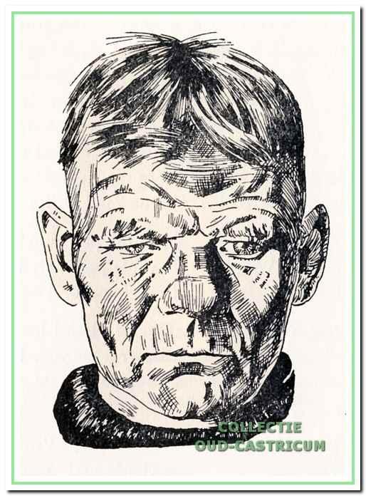 'Een man van de zeereep' van Cor Heeck.