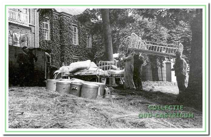 In 1942 begon de evacuatie van Duin en Bosch.