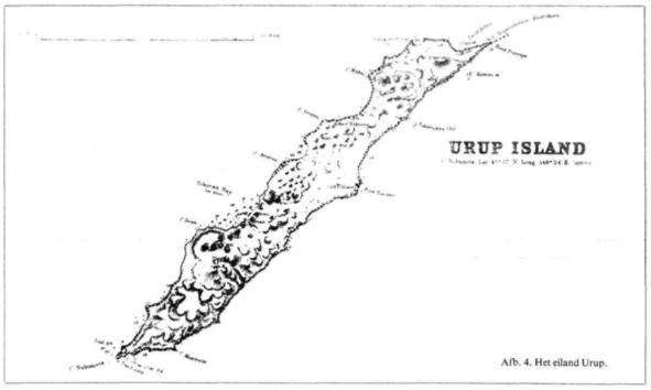 Het eiland Urup