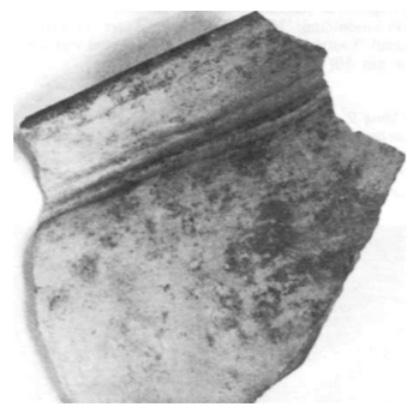 Streepband-aardewerk