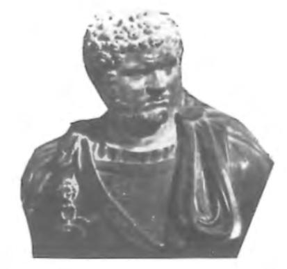 Caracella, Romeins keizer van 211 tot 217.