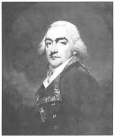 Luitenant-generaal Daendels, commandant van de eerste Bataafse divisie.