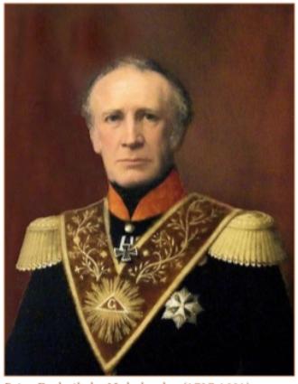 Prins Frederik der Nederlanden (1797-1881).