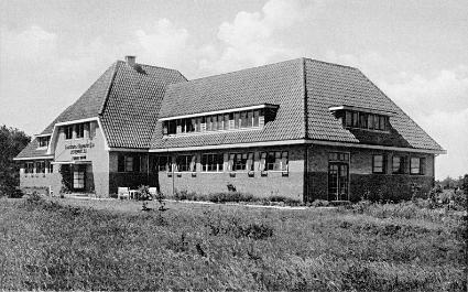 Kindervakantiehuis De Eenheid.