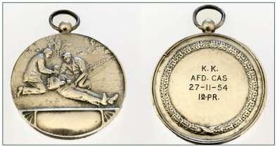 Eerste prijs Kringkampioenschappen 1954.