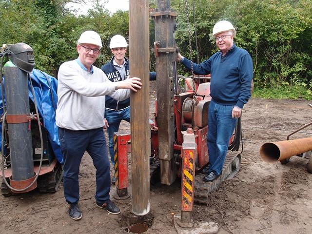 Nieuwbouw Oud-Castricum gestart