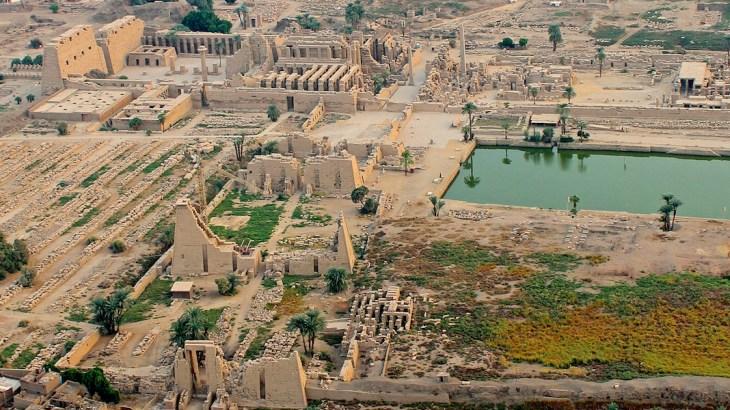 Tempelcompex van Karnak