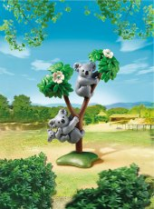 Playmobil koala's