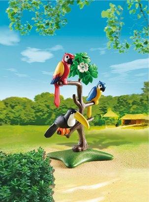 Playmobil vogels