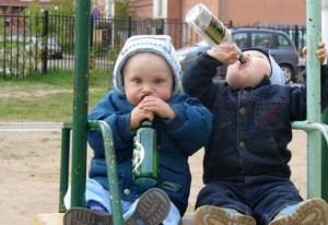 Kinderen en alcohol