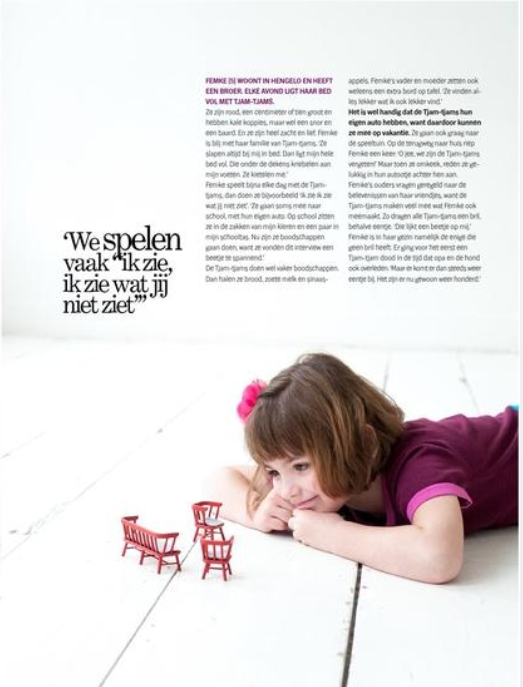 Femke Psychologie Magazine