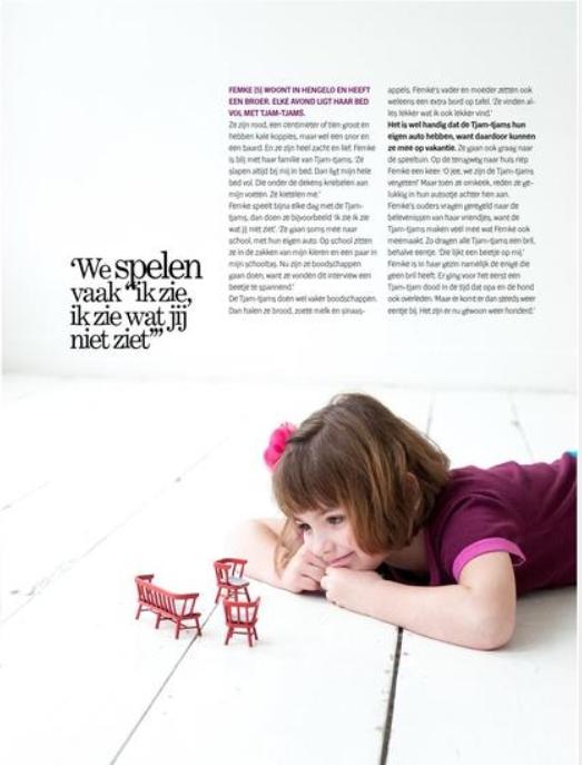 Femke Psychologie Magazine