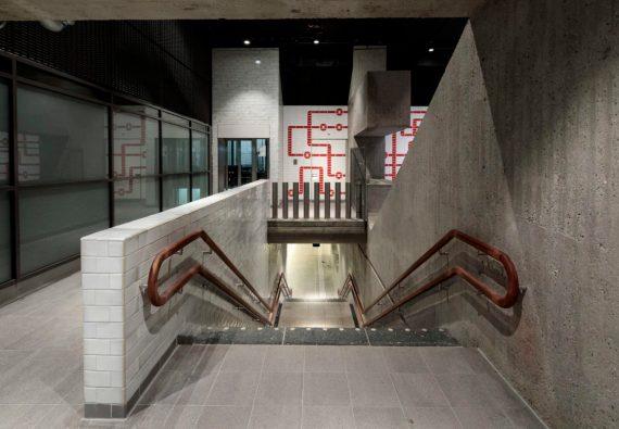 Renovatie metrostations