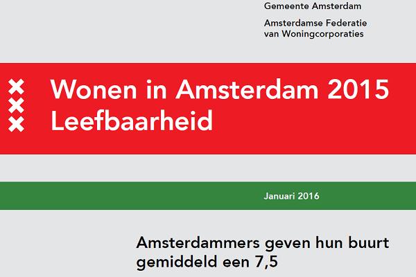 Tevredenheidsonderzoek  Amsterdammer